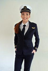 Sheree Venter - First Officer - QantasLink
