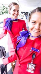Sydney Cruikshank, Flight Attendant, Virgin Australia (1)