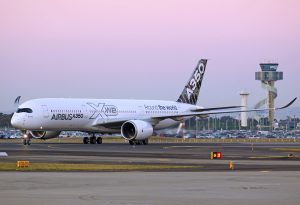 Women-in-Aviation-a350-visits-sydney