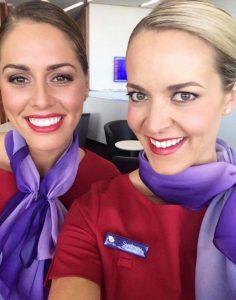 Women-in-aviation-Sydney-Cruikshank,-Flight-Attendant,-Virgin-Australia