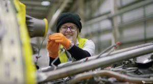 Women in Aviation Careers-Maintenence Engineer